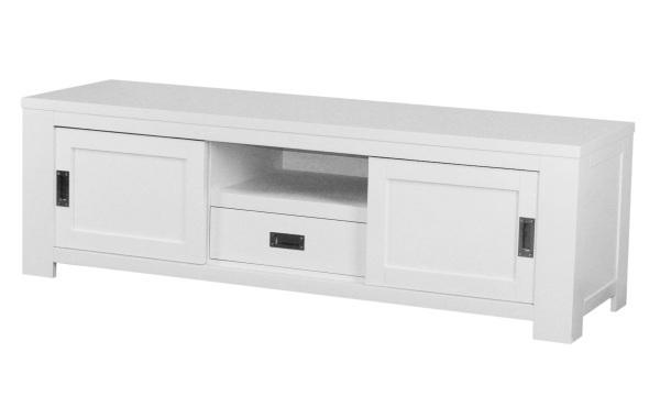 Tv Meubel Landelijk : De wenloads tv meubel 160cm strak ral9010
